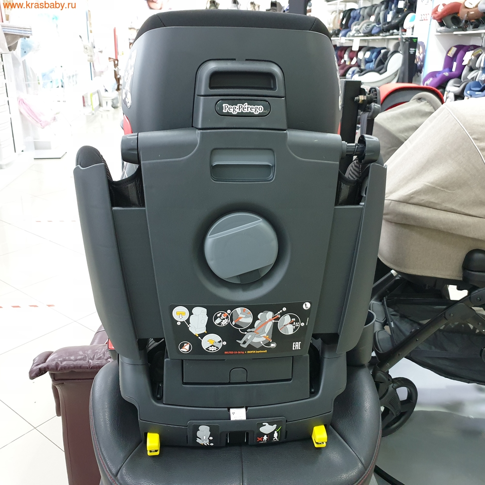 Автокресло Peg Perego Viaggio Shuttle Plus (15-36 кг) iso-fix (фото, вид 1)