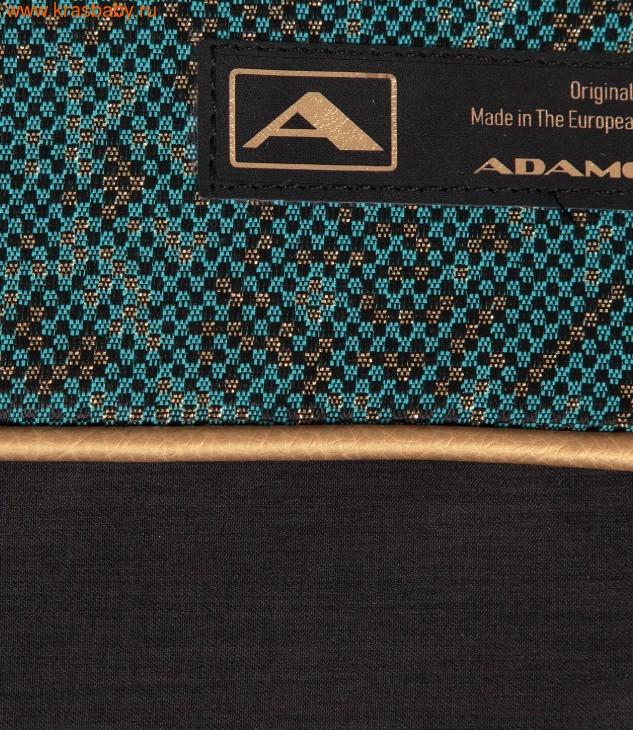 Коляска модульная ADAMEX VERONA SPECIAL EDITION 2 В 1 (фото, вид 12)
