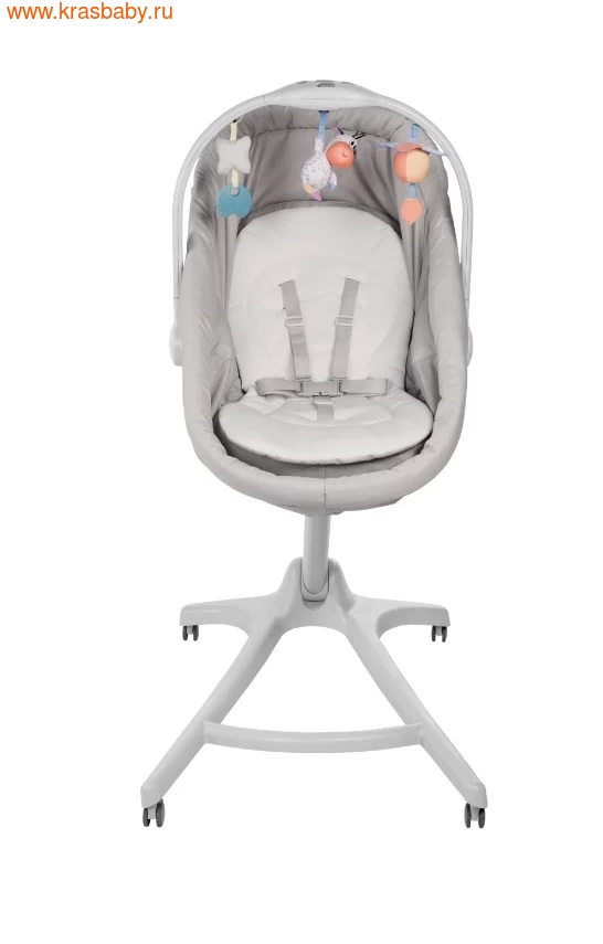 Кроватка CHICCO стульчик Baby Hug 4в1 (фото, вид 15)