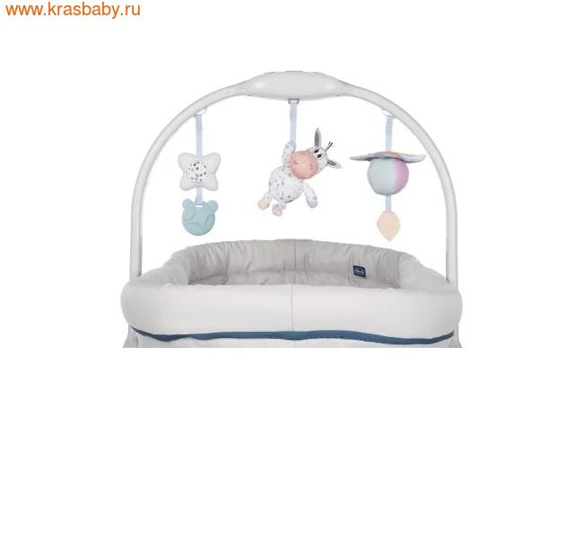 Кроватка CHICCO стульчик Baby Hug 4в1 (фото, вид 12)