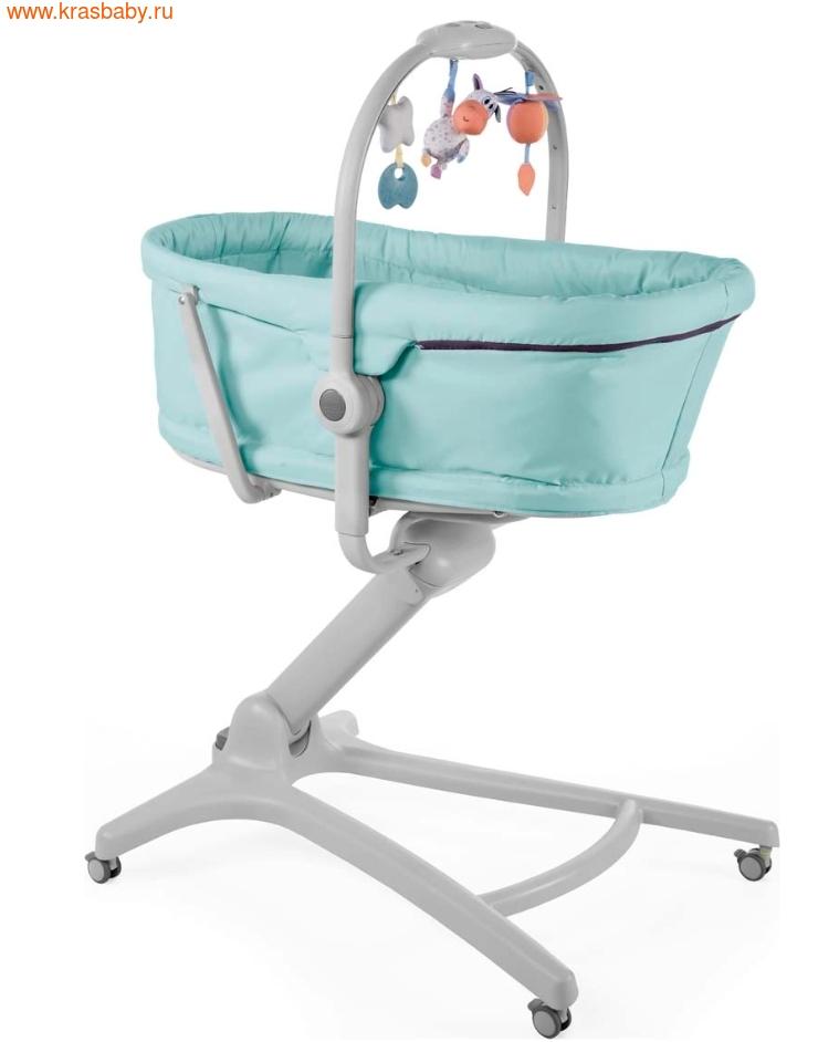 Кроватка CHICCO стульчик Baby Hug 4в1 (фото, вид 9)