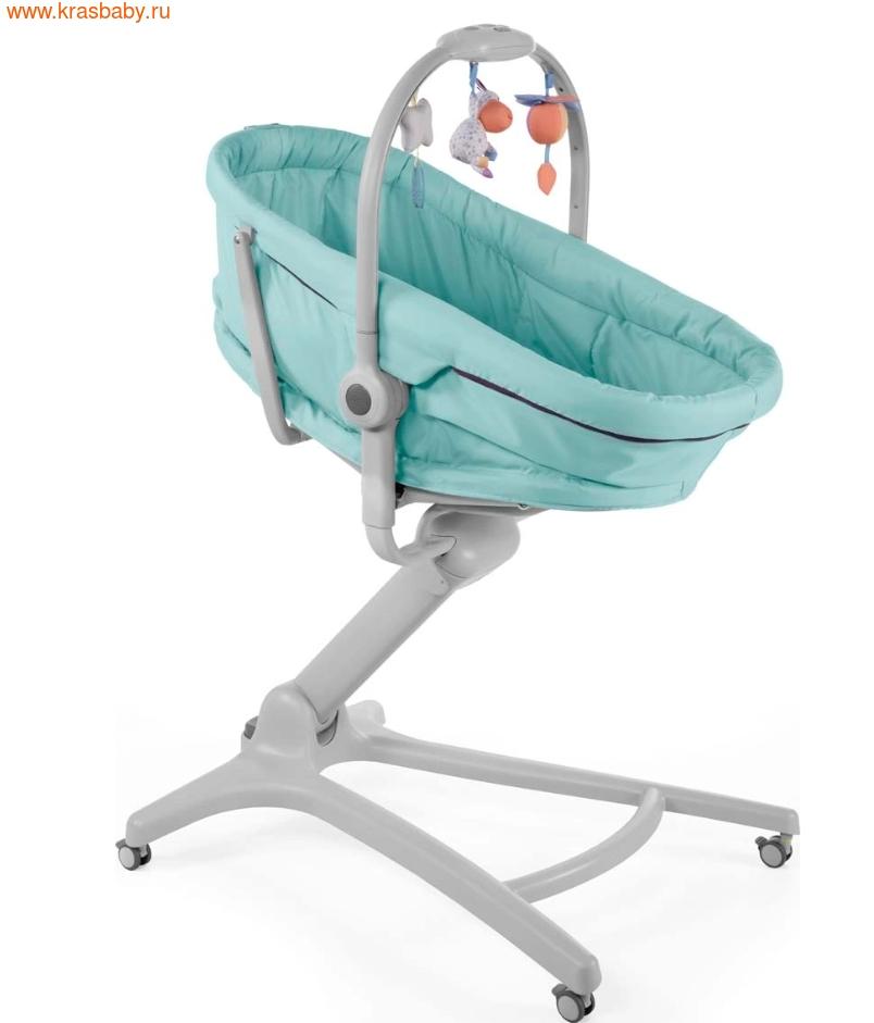 Кроватка CHICCO стульчик Baby Hug 4в1 (фото, вид 8)