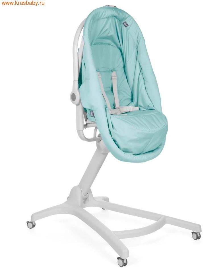 Кроватка CHICCO стульчик Baby Hug 4в1 (фото, вид 7)