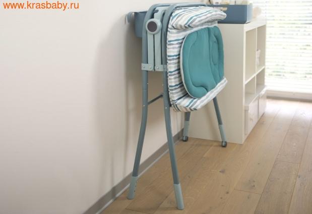 Пеленальный столик CHICCO с ванночкой Cuddle & Bubble Comfort {Ocean} (фото, вид 4)