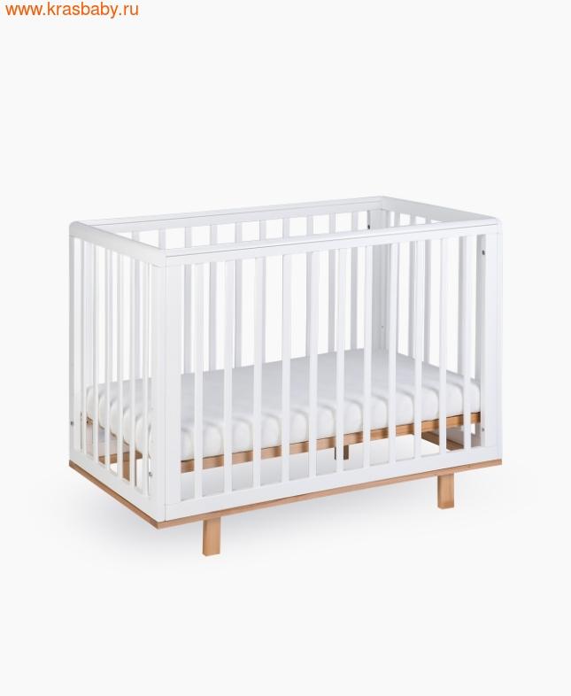 Кроватка HAPPY BABY MIRRA (фото, вид 1)
