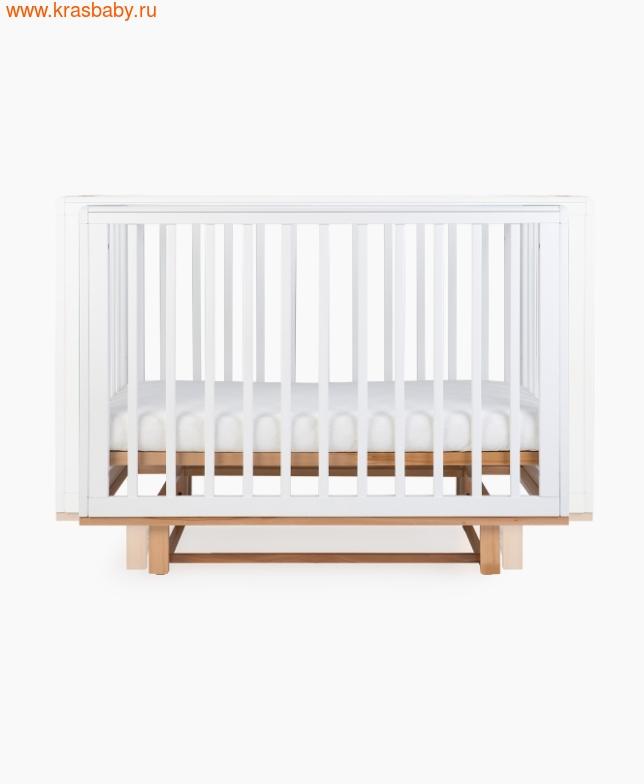 Кроватка HAPPY BABY MIRRA (фото, вид 2)
