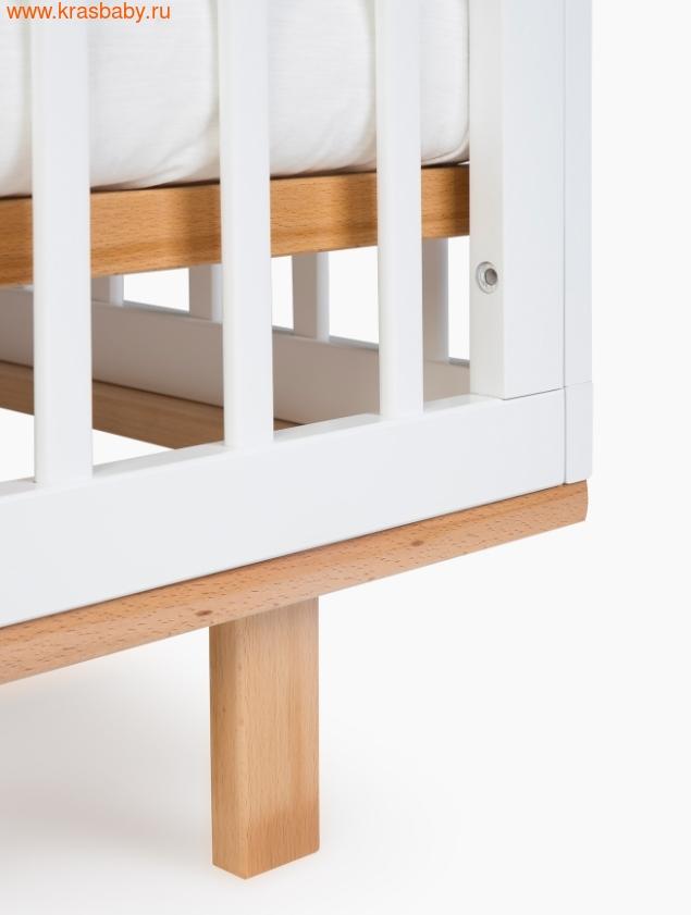 Кроватка HAPPY BABY MIRRA (фото, вид 3)