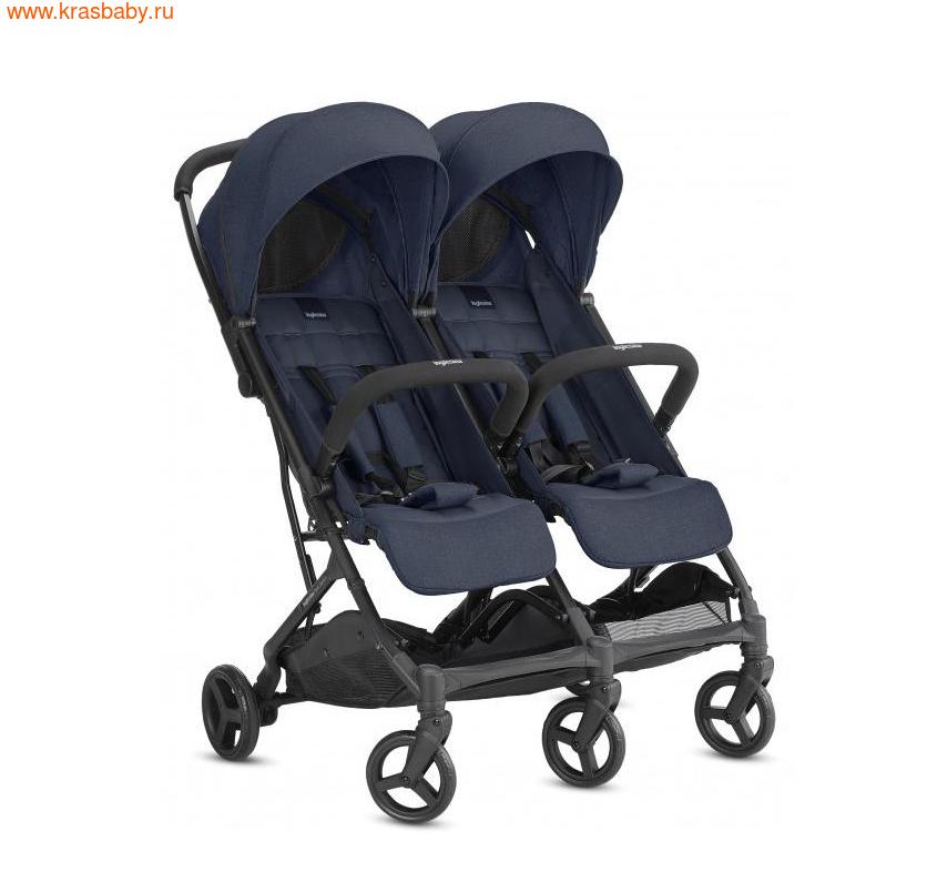 Inglesina прогулочная коляска для двойни Twin Sketch (12,5 кг) (фото, вид 1)