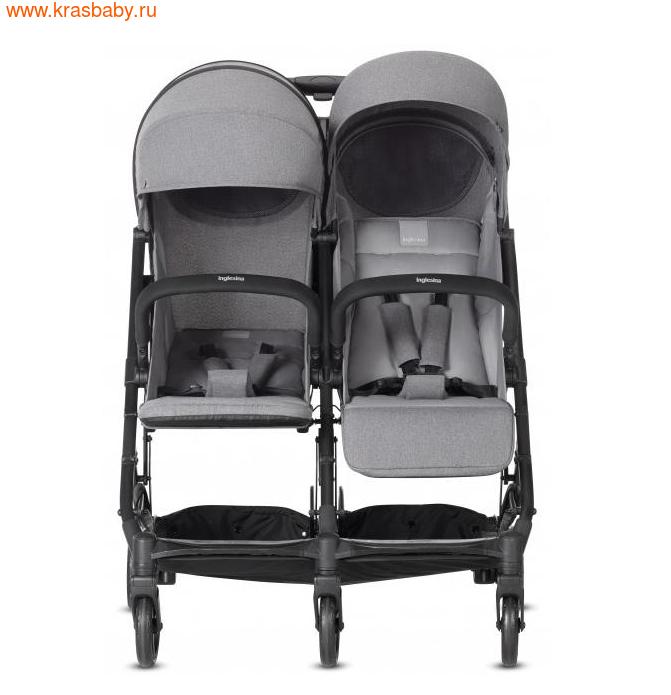 Inglesina прогулочная коляска для двойни Twin Sketch (12,5 кг) (фото, вид 2)
