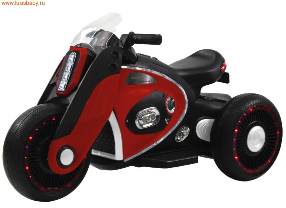 FARFELLO Детский электромобиль (2020) DLS05 (фото, вид 9)