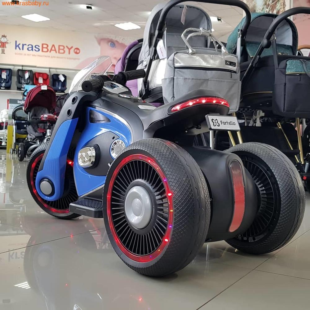 FARFELLO Детский электромобиль (2020) DLS05 (фото, вид 2)
