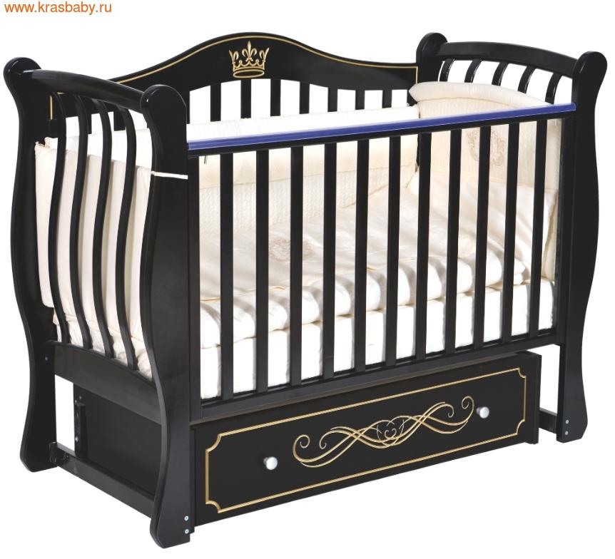 Кроватка Кедр BELLA 2 (фото, вид 1)