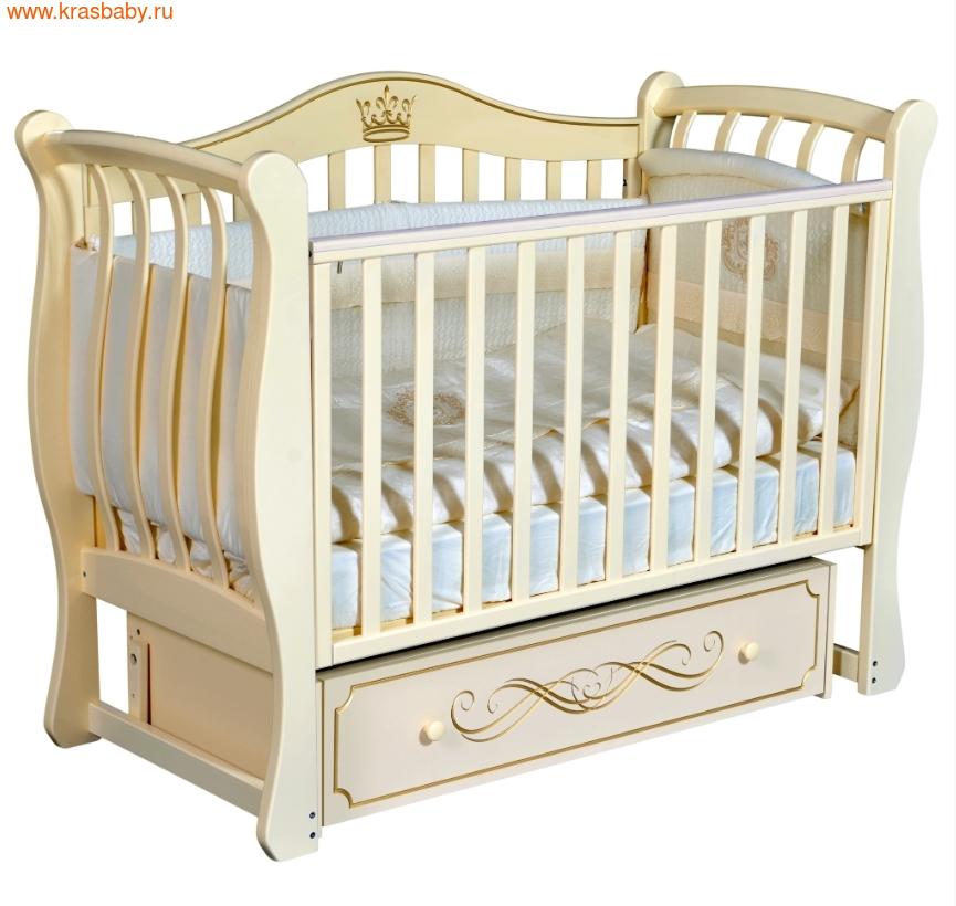Кроватка Кедр BELLA 2 (фото, вид 2)