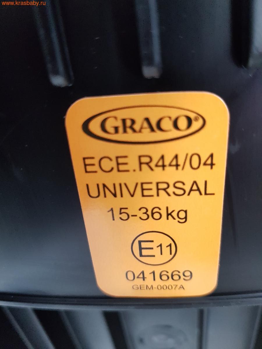 Автокресло GRACO AFFIX (15-36 кг) (фото, вид 10)