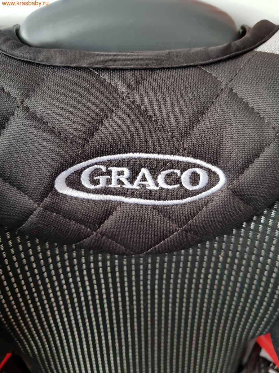 Автокресло GRACO AFFIX (15-36 кг) (фото, вид 15)