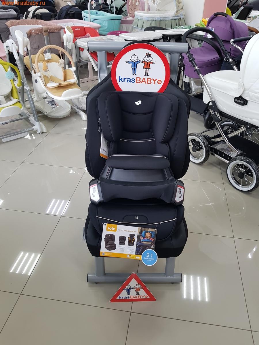 Автокресло JOIE Transcend™ ISO-FIX (9-36 кг) (фото, вид 7)