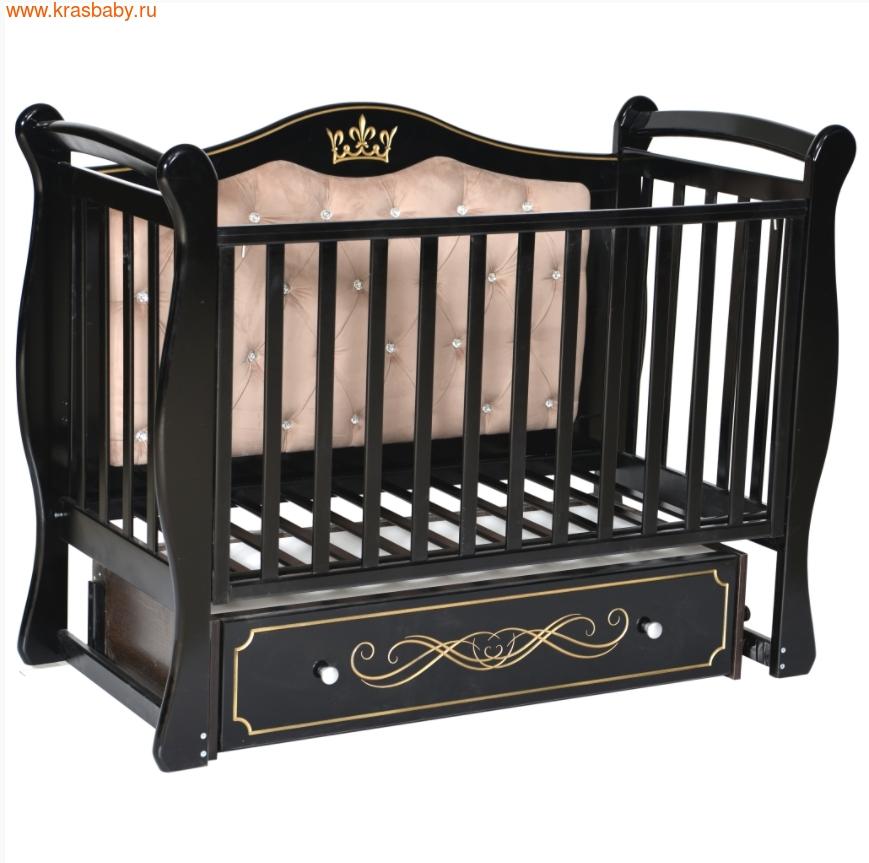Кроватка Кедр OLIVIA 1 (фото, вид 2)