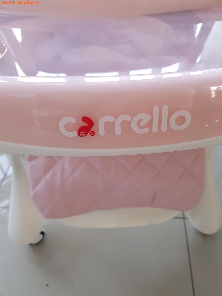 Стульчик для кормления CARRELLO Caramel (фото, вид 18)
