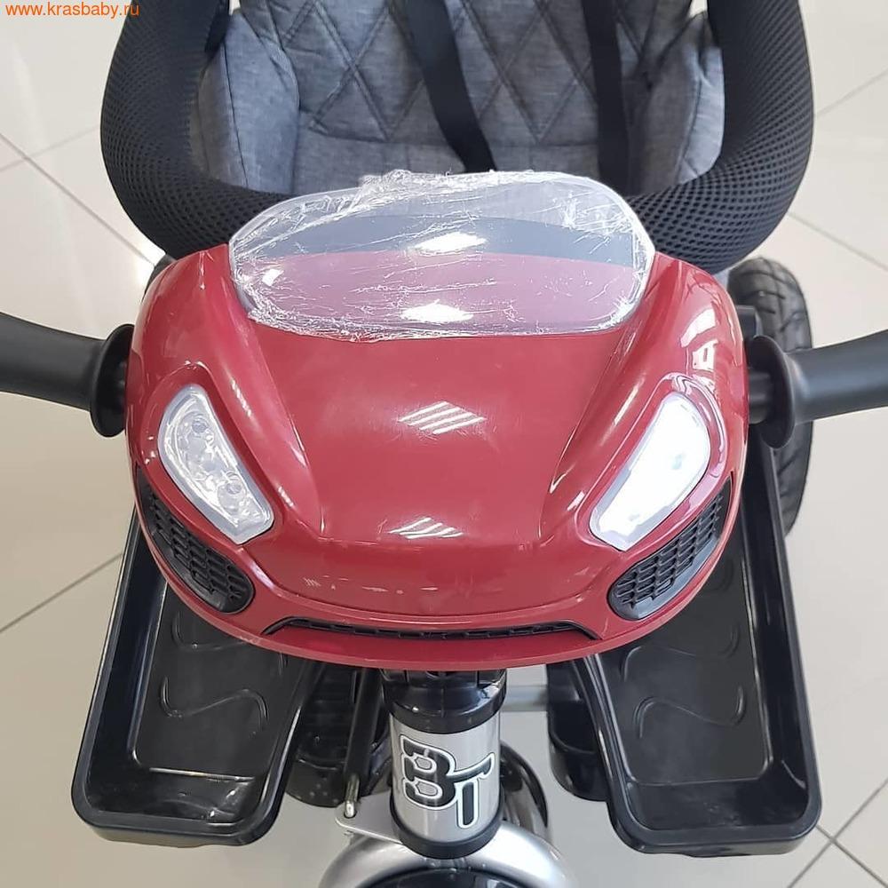 Велосипед Baby Tilly трехколесный CAYMAN T-381 с поворотным сидением и наклоном спинки (фото, вид 31)