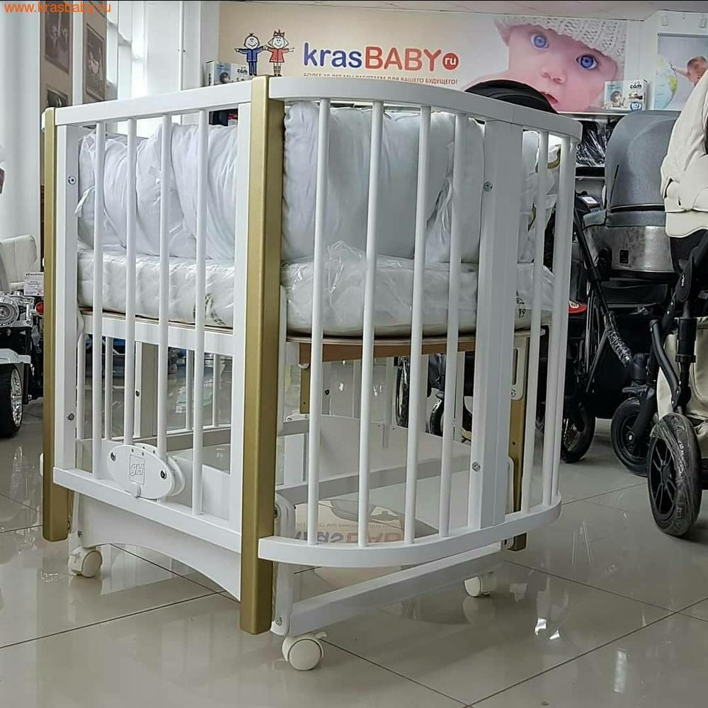 Кровать-трансформер SOOHOOKIDS PAPPY (фото, вид 26)
