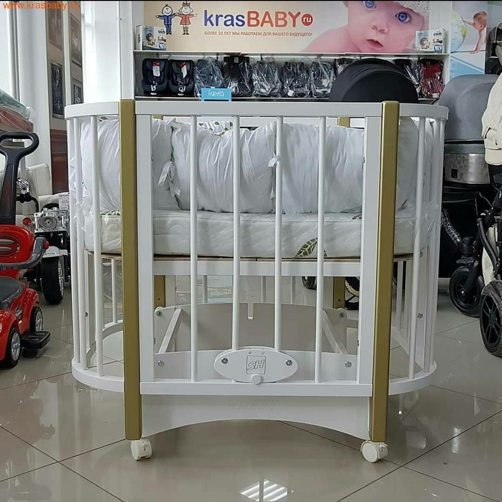 Кровать-трансформер SOOHOOKIDS PAPPY (фото, вид 27)