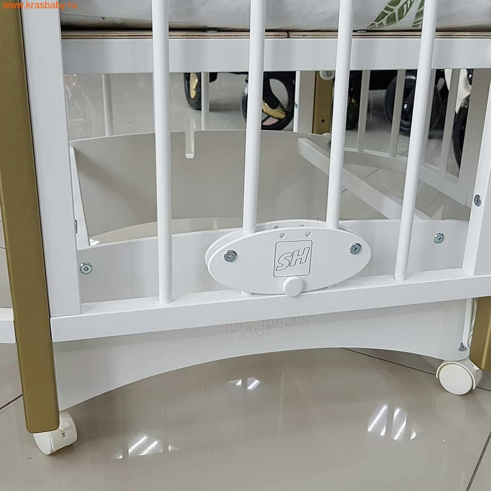 Кровать-трансформер SOOHOOKIDS PAPPY (фото, вид 29)