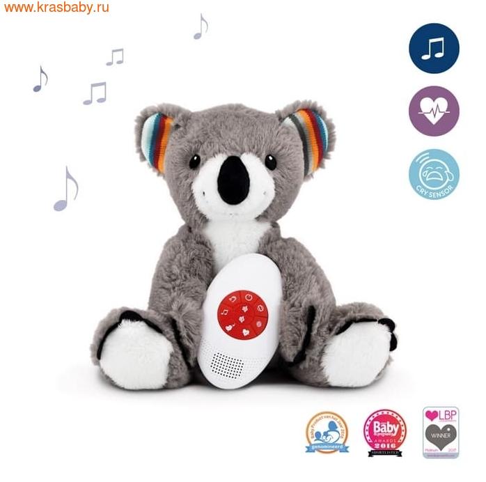 ZAZU игрушка-комфортер Коко и Биби (фото, вид 1)