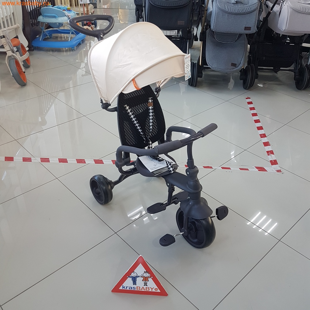 Велосипед HAPPY BABY MERCURY (складной) (фото, вид 1)