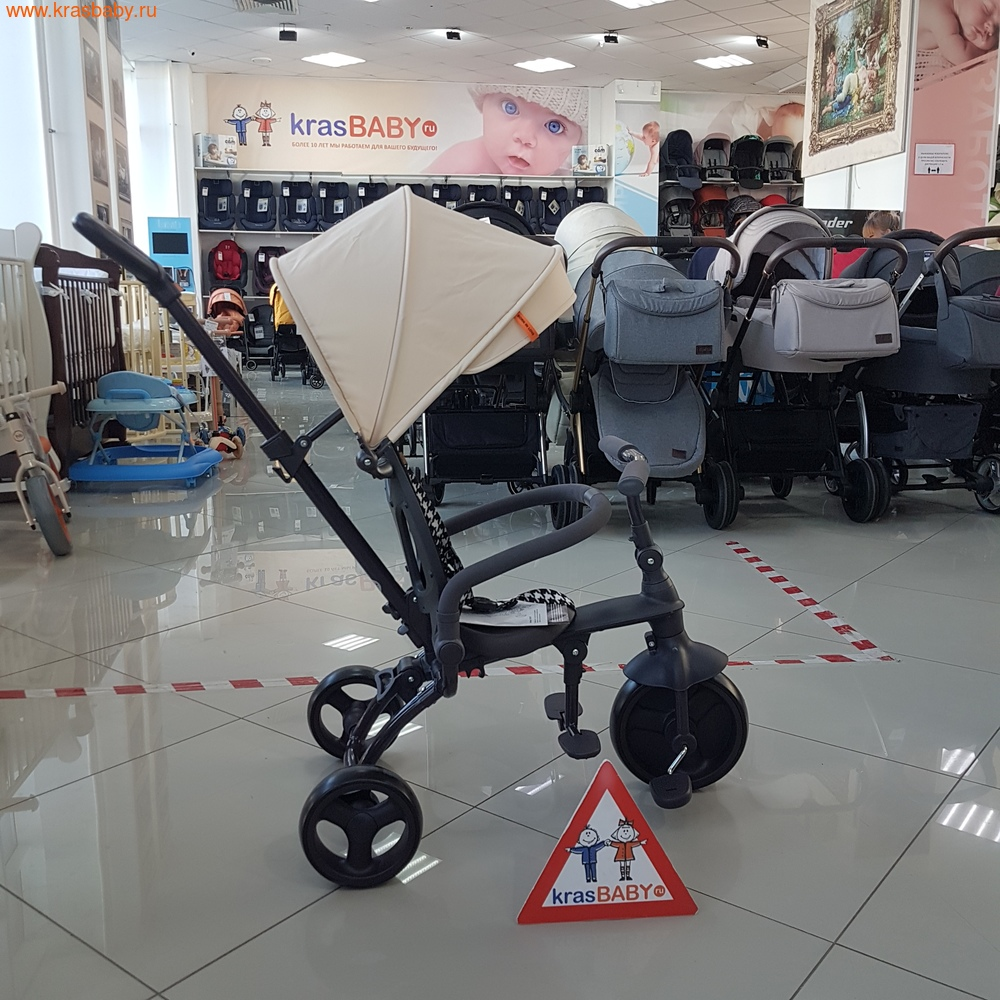 Велосипед HAPPY BABY MERCURY (складной) (фото, вид 2)
