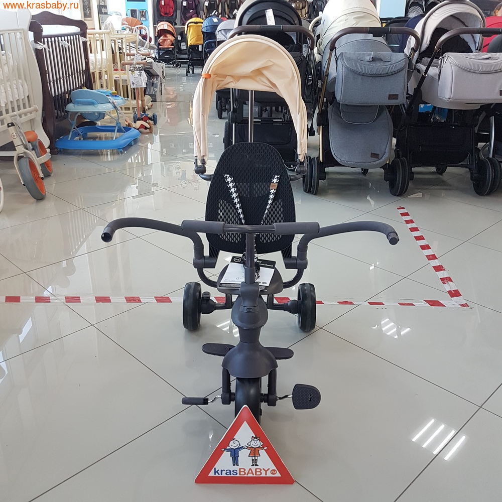 Велосипед HAPPY BABY MERCURY (складной) (фото, вид 3)