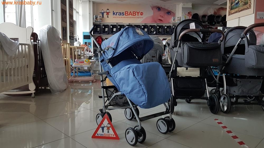 Коляска прогулочная Baby Care INCITY (7,8кг) (фото, вид 1)
