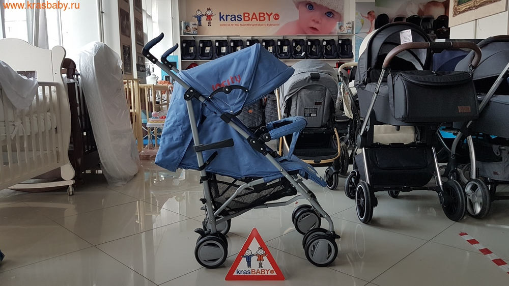 Коляска прогулочная Baby Care INCITY (7,8кг) (фото, вид 4)