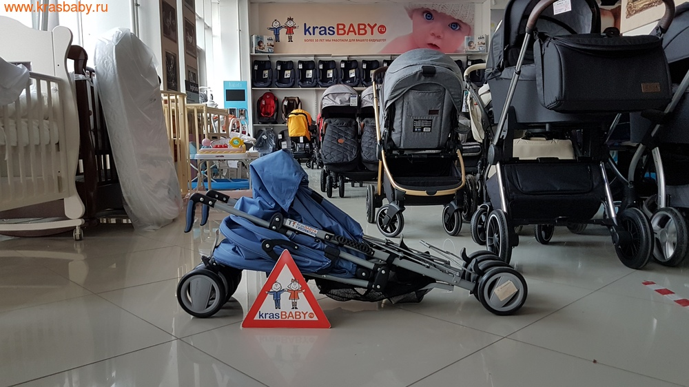 Коляска прогулочная Baby Care INCITY (7,8кг) (фото, вид 7)