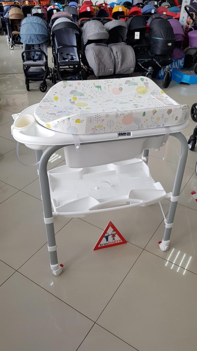 Пеленальный столик CAM CAMBIO (фото, вид 7)