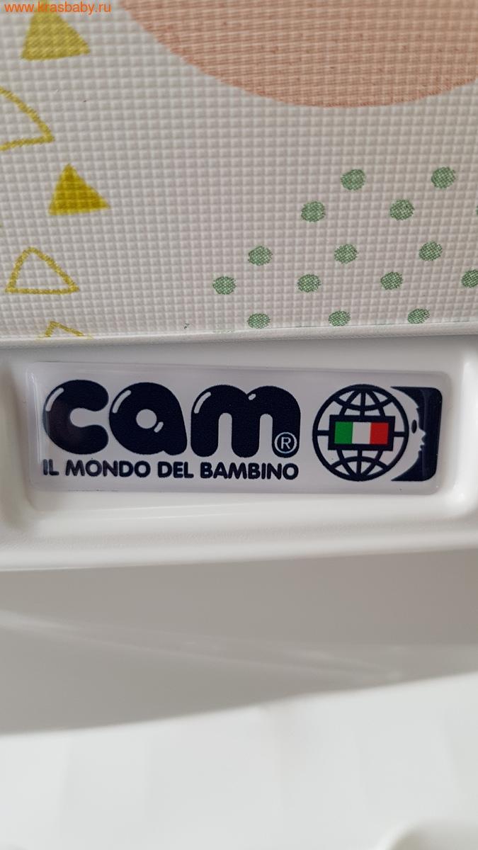 Пеленальный столик CAM CAMBIO (фото, вид 18)