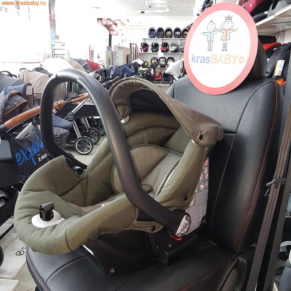 Автокресло CAM AREA ZERO+ (0-13 кг) (фото, вид 11)