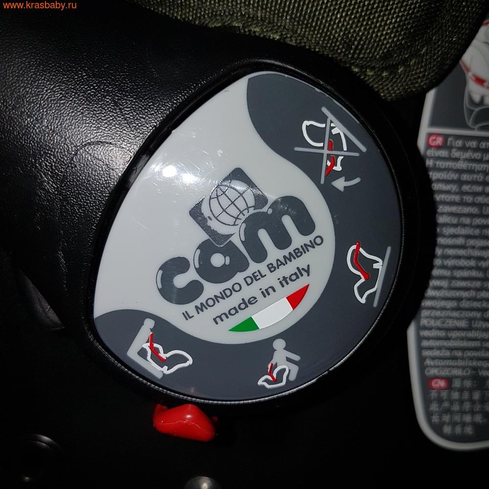 Автокресло CAM AREA ZERO+ (0-13 кг) (фото, вид 12)