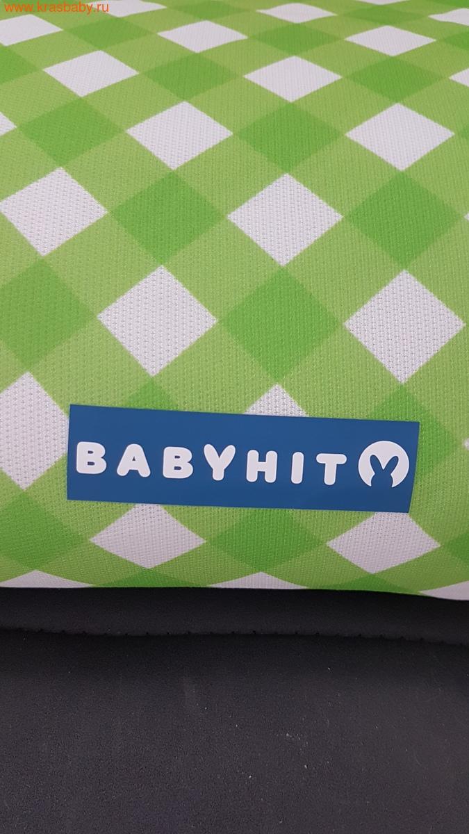 Автокресло-бустер BABYHIT BOOST X (22-36 кг) (фото, вид 2)