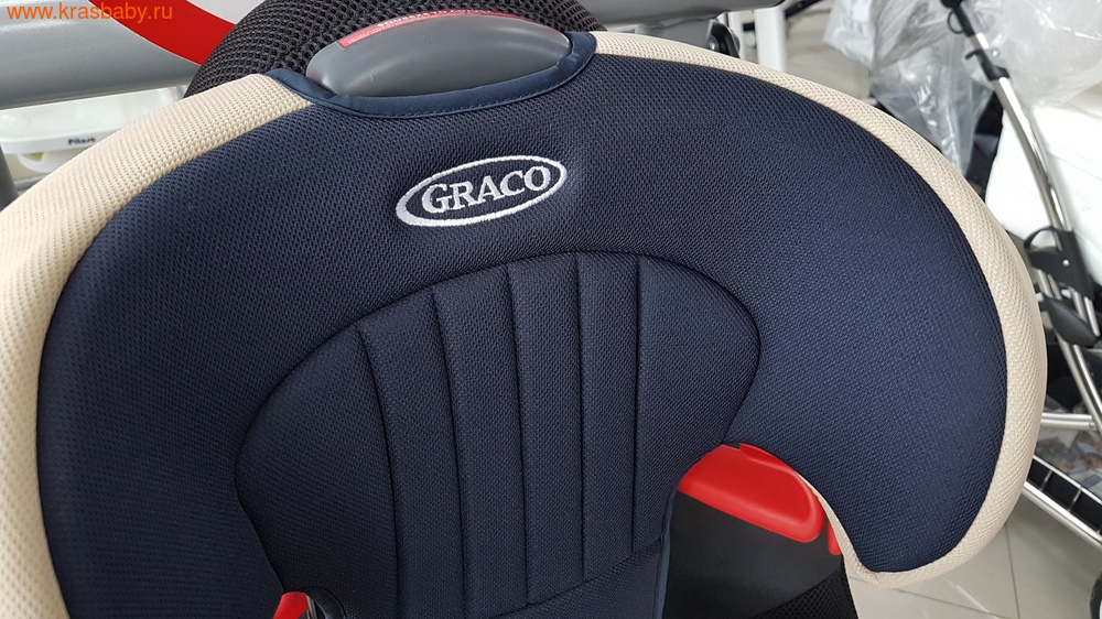 Автокресло GRACO JUNIOR MAXI 15-36 кг (фото, вид 13)