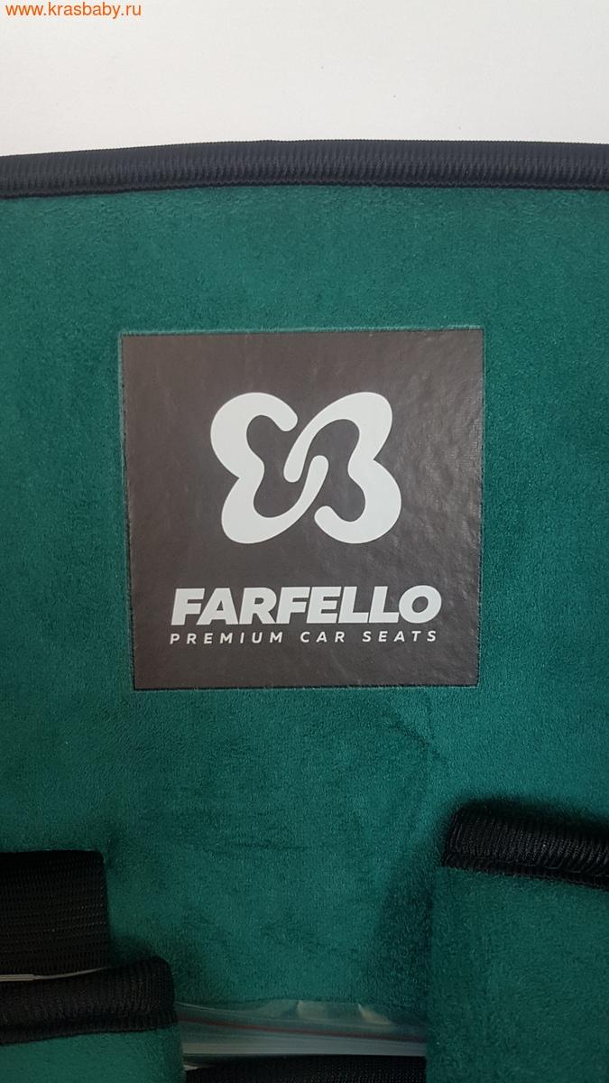 Автокресло FARFELLO GE-B (0-18 кг) (фото, вид 10)
