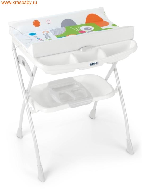 Пеленальный столик CAM Volare с ванночкой (фото, вид 12)