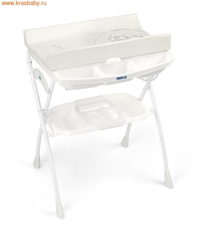 Пеленальный столик CAM Volare с ванночкой (фото, вид 13)