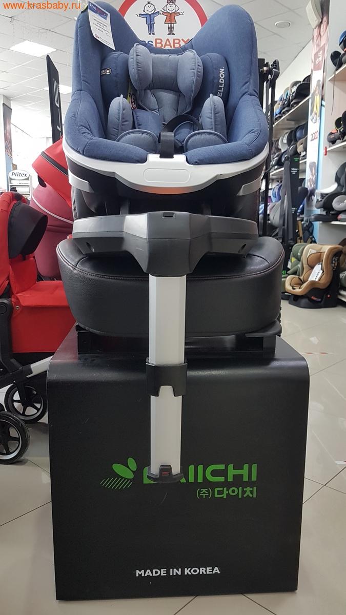 Автокресло WELLDON Safe Pod Fix i-Size (0-18 кг) (фото, вид 3)