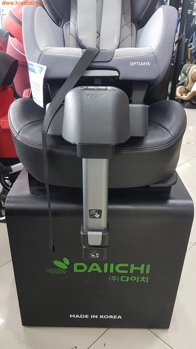 Автокресло RECARO OptiaFix (9-18 кг) (фото, вид 4)