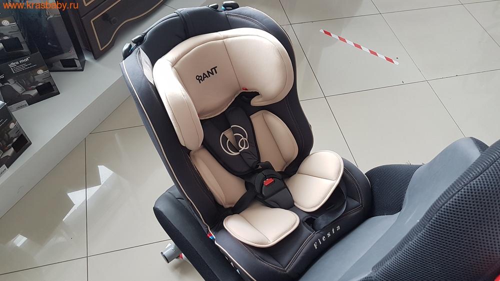 Автокресло RANT Fiesta (0-25кг) (фото, вид 5)