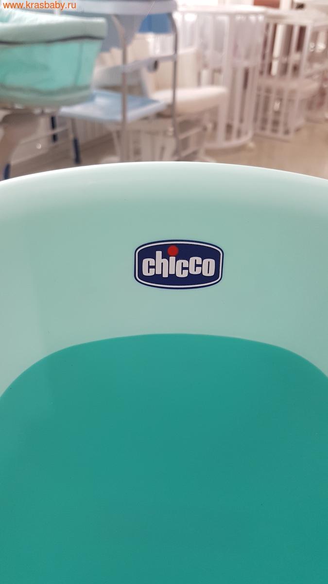 Стул детский CHICCO для мытья Bubble Nest (фото, вид 1)