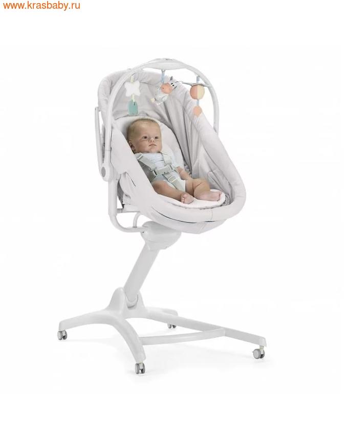 Кроватка CHICCO стульчик Baby Hug 4в1 (фото, вид 6)