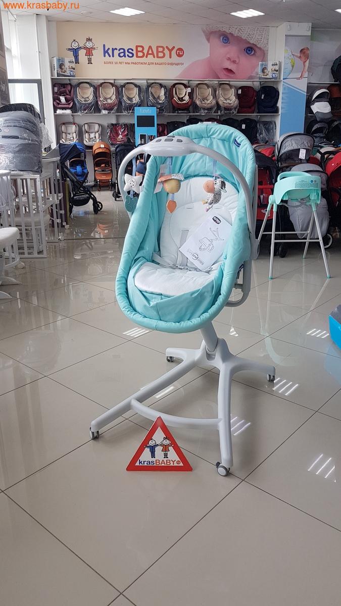 Кроватка CHICCO стульчик Baby Hug 4в1 (фото, вид 3)