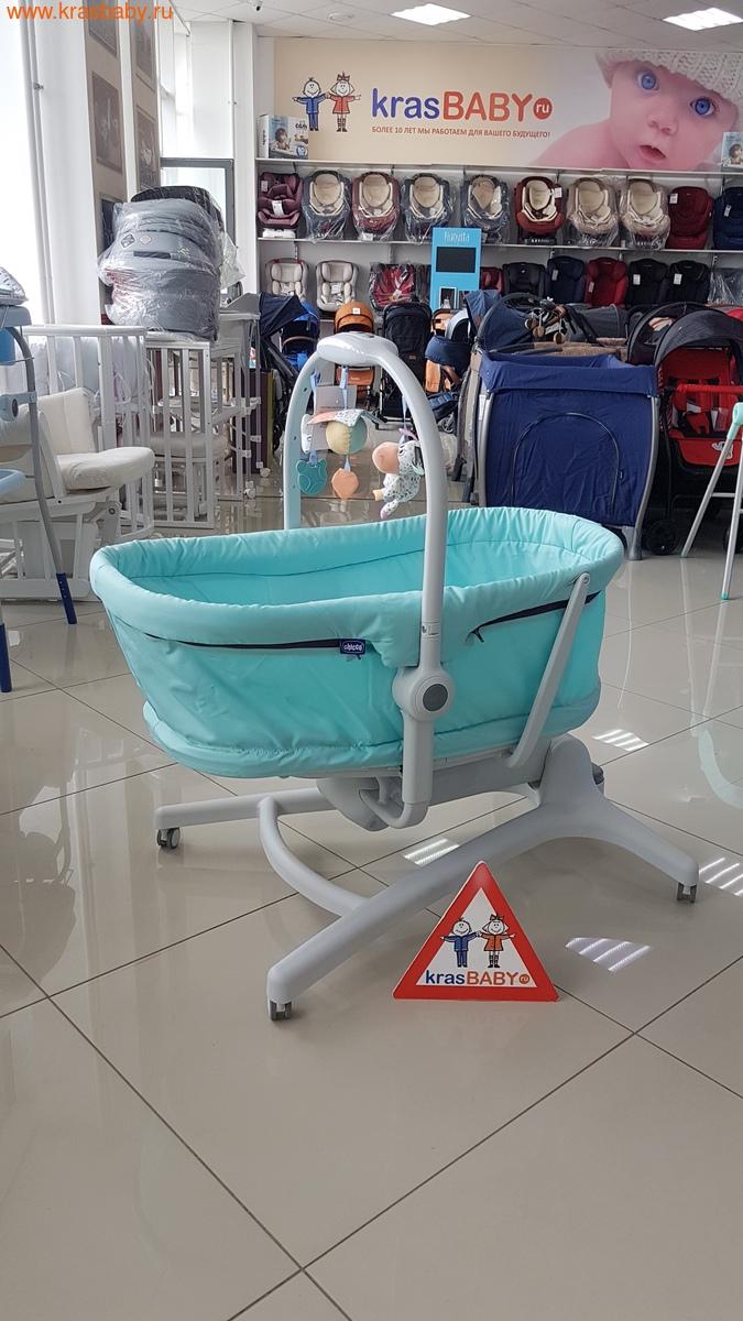 Кроватка CHICCO стульчик Baby Hug 4в1 (фото, вид 4)