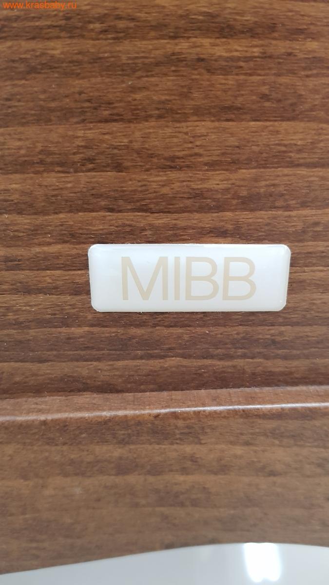 Кроватка MIBB MAGIC NOCE ANTICO, ТЕМНЫЙ ОРЕХ (фото, вид 9)